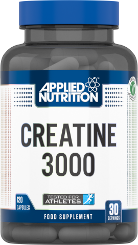 Creatine 3000 120 Capsules (30 Servings)