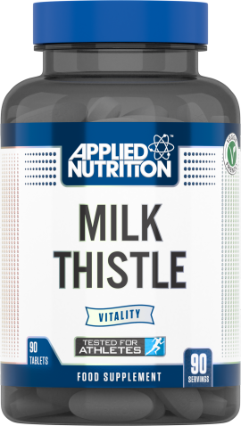 Milk Thistle 90 Tablets (90 Servings)