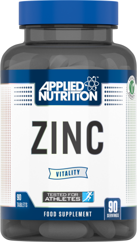 ZINC 90 Tablets (90 Servings)